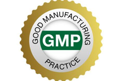 گواهینامه GMP